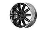 KMC Wheels KM127 18 in
